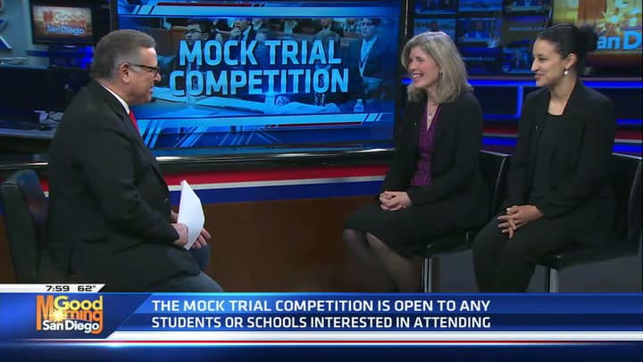 2019 Mock Trial Competition